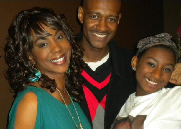 Wade w family