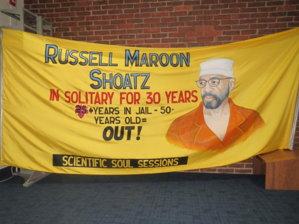 Maroon Banner